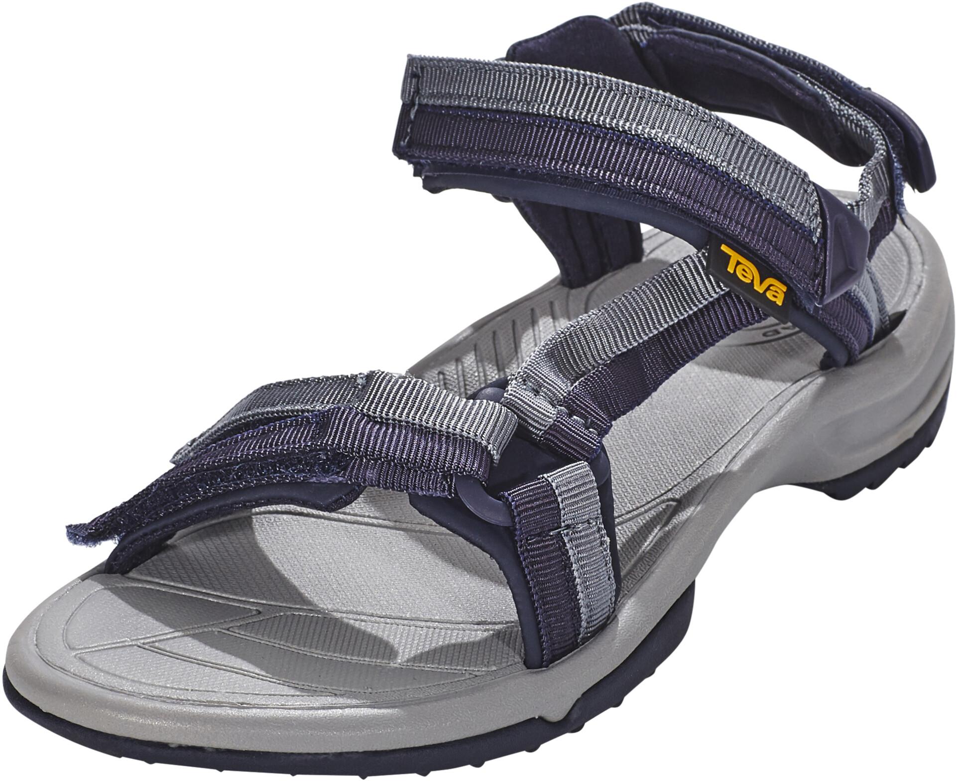 6b99714a56bf3 Teva Terra Fi Lite Sandals Women grey black at Addnature.co.uk
